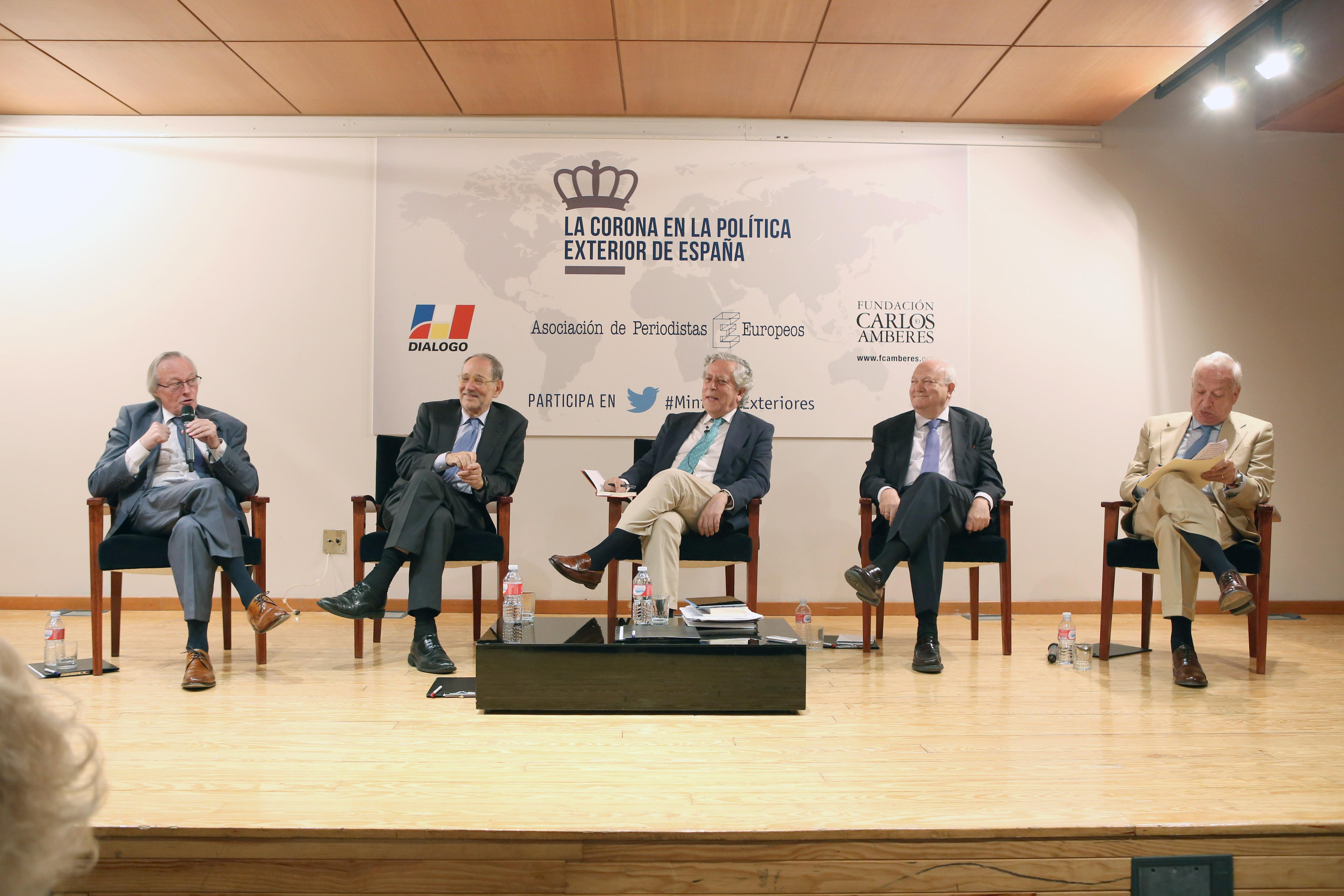 La corona en la pol tica exterior de espa a miguel ngel for Politica exterior de espana